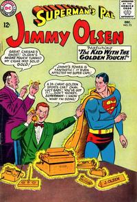 Cover Thumbnail for Superman's Pal, Jimmy Olsen (DC, 1954 series) #73