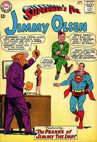 Cover Thumbnail for Superman's Pal, Jimmy Olsen (DC, 1954 series) #74
