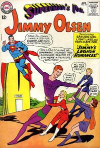 Cover Thumbnail for Superman's Pal, Jimmy Olsen (DC, 1954 series) #76