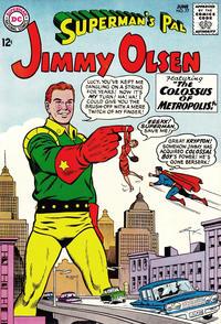 Cover Thumbnail for Superman's Pal, Jimmy Olsen (DC, 1954 series) #77