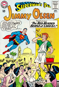 Cover Thumbnail for Superman's Pal, Jimmy Olsen (DC, 1954 series) #79
