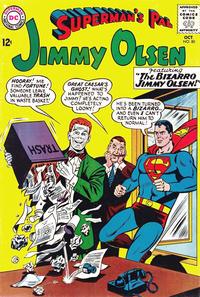 Cover Thumbnail for Superman's Pal, Jimmy Olsen (DC, 1954 series) #80