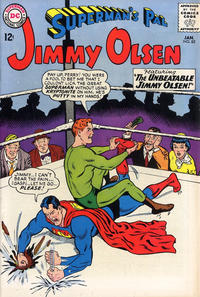 Cover Thumbnail for Superman's Pal, Jimmy Olsen (DC, 1954 series) #82