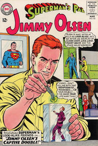 Cover Thumbnail for Superman's Pal, Jimmy Olsen (DC, 1954 series) #83