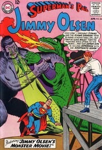 Cover Thumbnail for Superman's Pal, Jimmy Olsen (DC, 1954 series) #84