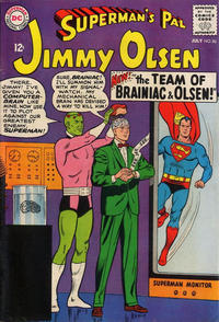 Cover Thumbnail for Superman's Pal, Jimmy Olsen (DC, 1954 series) #86
