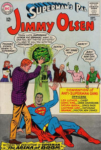Cover Thumbnail for Superman's Pal, Jimmy Olsen (DC, 1954 series) #87