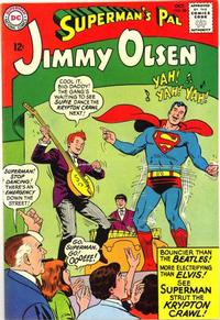 Cover Thumbnail for Superman's Pal, Jimmy Olsen (DC, 1954 series) #88