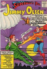 Cover Thumbnail for Superman's Pal, Jimmy Olsen (DC, 1954 series) #89