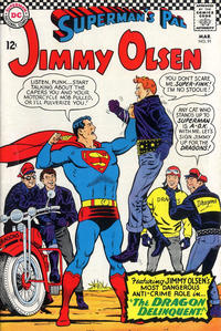 Cover Thumbnail for Superman's Pal, Jimmy Olsen (DC, 1954 series) #91