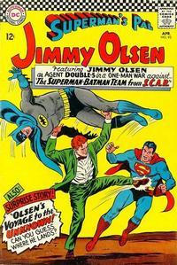 Cover Thumbnail for Superman's Pal, Jimmy Olsen (DC, 1954 series) #92