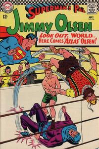 Cover Thumbnail for Superman's Pal, Jimmy Olsen (DC, 1954 series) #96