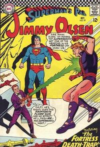 Cover Thumbnail for Superman's Pal, Jimmy Olsen (DC, 1954 series) #97