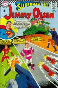 Cover Thumbnail for Superman's Pal, Jimmy Olsen (DC, 1954 series) #99