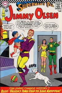 Cover Thumbnail for Superman's Pal, Jimmy Olsen (DC, 1954 series) #101