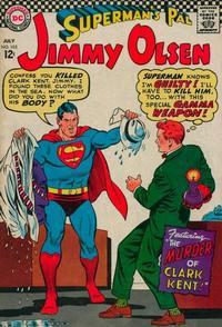 Cover Thumbnail for Superman's Pal, Jimmy Olsen (DC, 1954 series) #103