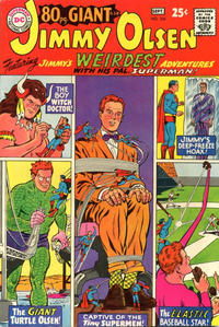 Cover Thumbnail for Superman's Pal, Jimmy Olsen (DC, 1954 series) #104