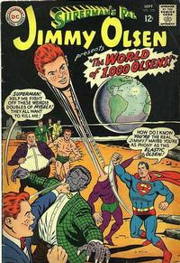Cover Thumbnail for Superman's Pal, Jimmy Olsen (DC, 1954 series) #105