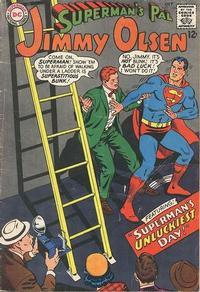 Cover Thumbnail for Superman's Pal, Jimmy Olsen (DC, 1954 series) #106