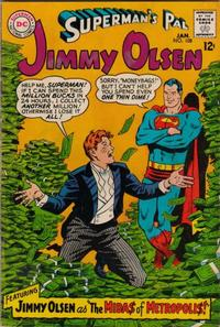 Cover Thumbnail for Superman's Pal, Jimmy Olsen (DC, 1954 series) #108