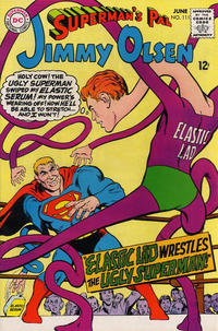 Cover for Superman's Pal, Jimmy Olsen (DC, 1954 series) #111