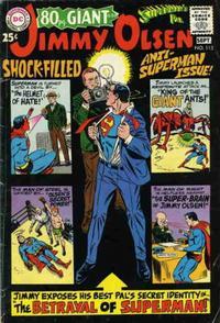 Cover Thumbnail for Superman's Pal, Jimmy Olsen (DC, 1954 series) #113