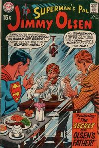 Cover Thumbnail for Superman's Pal, Jimmy Olsen (DC, 1954 series) #124