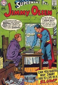 Cover Thumbnail for Superman's Pal, Jimmy Olsen (DC, 1954 series) #127