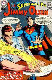 Cover Thumbnail for Superman's Pal, Jimmy Olsen (DC, 1954 series) #129