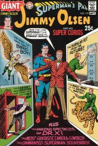 Cover Thumbnail for Superman's Pal, Jimmy Olsen (DC, 1954 series) #131