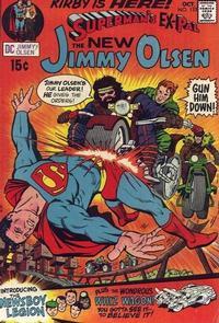 Cover Thumbnail for Superman's Pal, Jimmy Olsen (DC, 1954 series) #133