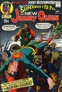 Cover Thumbnail for Superman's Pal, Jimmy Olsen (DC, 1954 series) #134