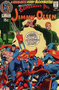 Cover Thumbnail for Superman's Pal, Jimmy Olsen (DC, 1954 series) #135