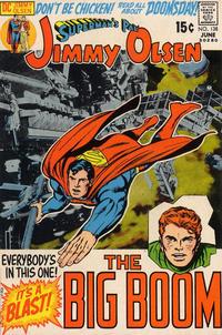 Cover Thumbnail for Superman's Pal, Jimmy Olsen (DC, 1954 series) #138