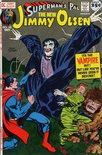 Cover Thumbnail for Superman's Pal, Jimmy Olsen (DC, 1954 series) #142