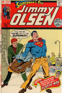 Cover Thumbnail for Superman's Pal, Jimmy Olsen (DC, 1954 series) #149