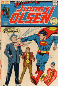 Cover Thumbnail for Superman's Pal, Jimmy Olsen (DC, 1954 series) #150