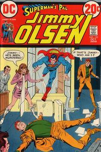 Cover Thumbnail for Superman's Pal, Jimmy Olsen (DC, 1954 series) #153
