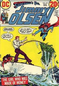 Cover Thumbnail for Superman's Pal, Jimmy Olsen (DC, 1954 series) #154