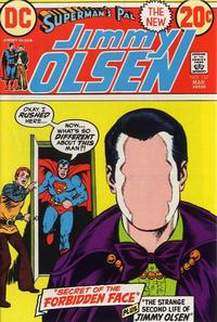 Cover Thumbnail for Superman's Pal, Jimmy Olsen (DC, 1954 series) #157
