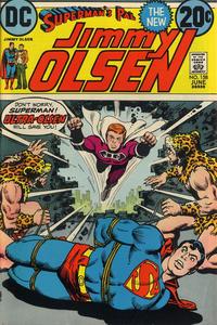 Cover Thumbnail for Superman's Pal, Jimmy Olsen (DC, 1954 series) #158