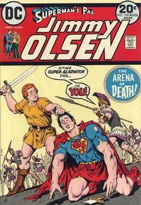 Cover Thumbnail for Superman's Pal, Jimmy Olsen (DC, 1954 series) #159
