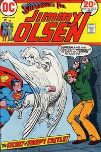 Cover Thumbnail for Superman's Pal, Jimmy Olsen (DC, 1954 series) #160