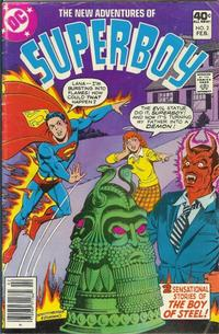 Cover Thumbnail for The New Adventures of Superboy (DC, 1980 series) #2