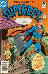 Cover Thumbnail for The New Adventures of Superboy (DC, 1980 series) #6