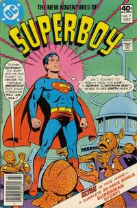 Cover Thumbnail for The New Adventures of Superboy (DC, 1980 series) #7
