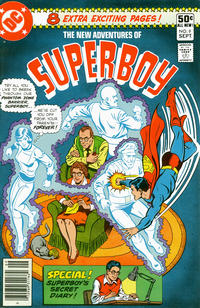 Cover Thumbnail for The New Adventures of Superboy (DC, 1980 series) #9