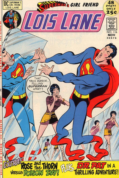 Cover for Superman's Girl Friend, Lois Lane (DC, 1958 series) #116