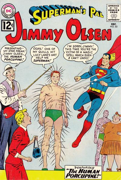 Cover for Superman's Pal, Jimmy Olsen (DC, 1954 series) #65