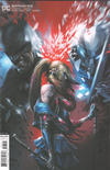 Cover for Batman (DC, 2016 series) #103 [Francesco Mattina Cardstock Variant Cover]